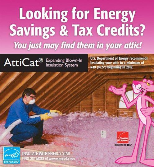 AttiCat Insulation System